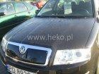 Zimní clona Škoda Superb 4D r.v.2002-2006