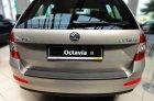 Nášlap kufru Škoda Octavia III combi r.v. 2013-