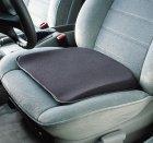 Polštář sedačky - univerzální - černý