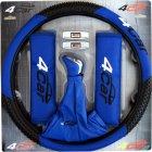 Sportovní komplet - 4car modrý