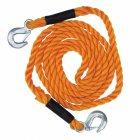 Tažné lano s háky 3500 kg