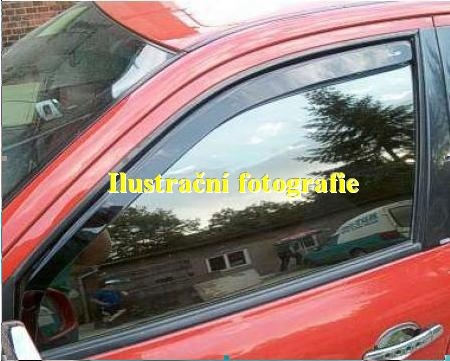Ofuky oken - Chevrolet Spark 5D 05R (+zadní) htb