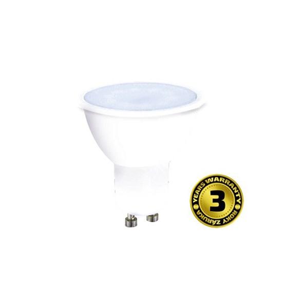 LED žárovka SPOT GU10 5W bílá studená SOLIGHT
