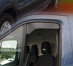 Ofuky oken - Ford Fiesta 2D --->88R OPK, přední