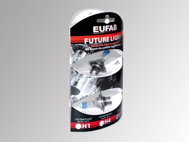 Autožárovky EUFAB H7, Future Light - 2ks