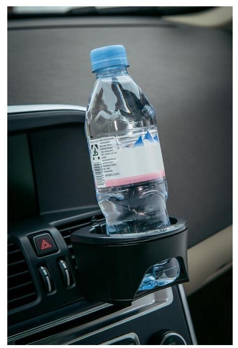 Držák na pití do ventilace - Double 2 lahve