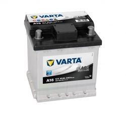 Autobaterie VARTA BLACK dynamic 40Ah 12V 340A 540406