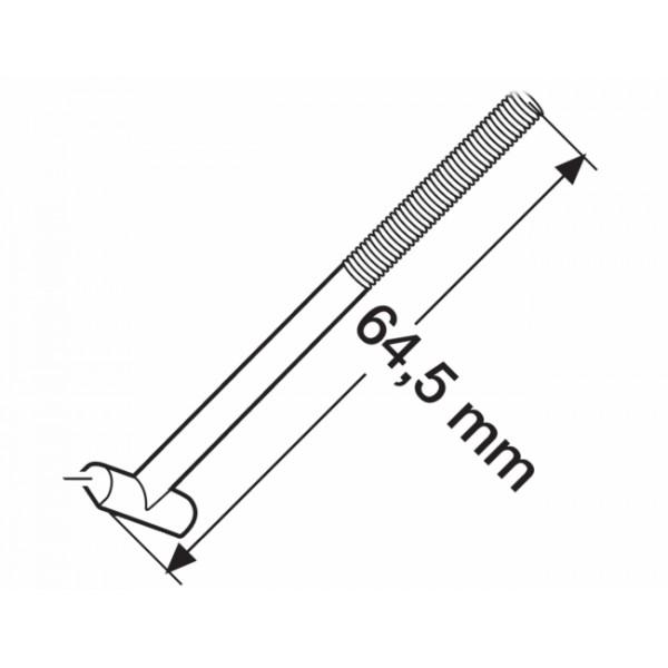 """Šroub """"T"""" upínací 64mm ( 50554) pro Thule 591"""