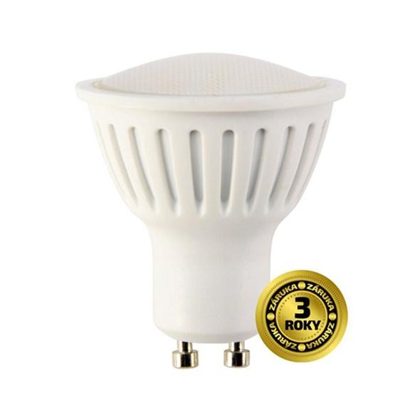 LED žárovka SPOT GU10 5W bílá přírodní SOLIGHT