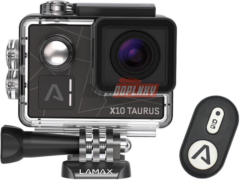 Sportovní kamera LAMAX X10 Taurus + čelenka e182ba7dfd