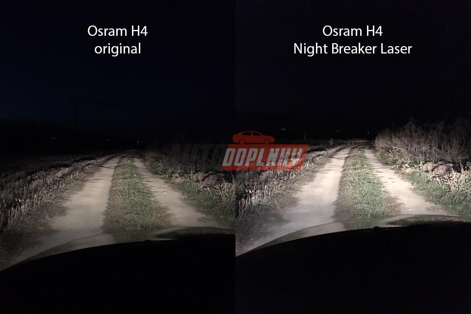 auto rovky osram h7 night breaker laser 130 2ks. Black Bedroom Furniture Sets. Home Design Ideas