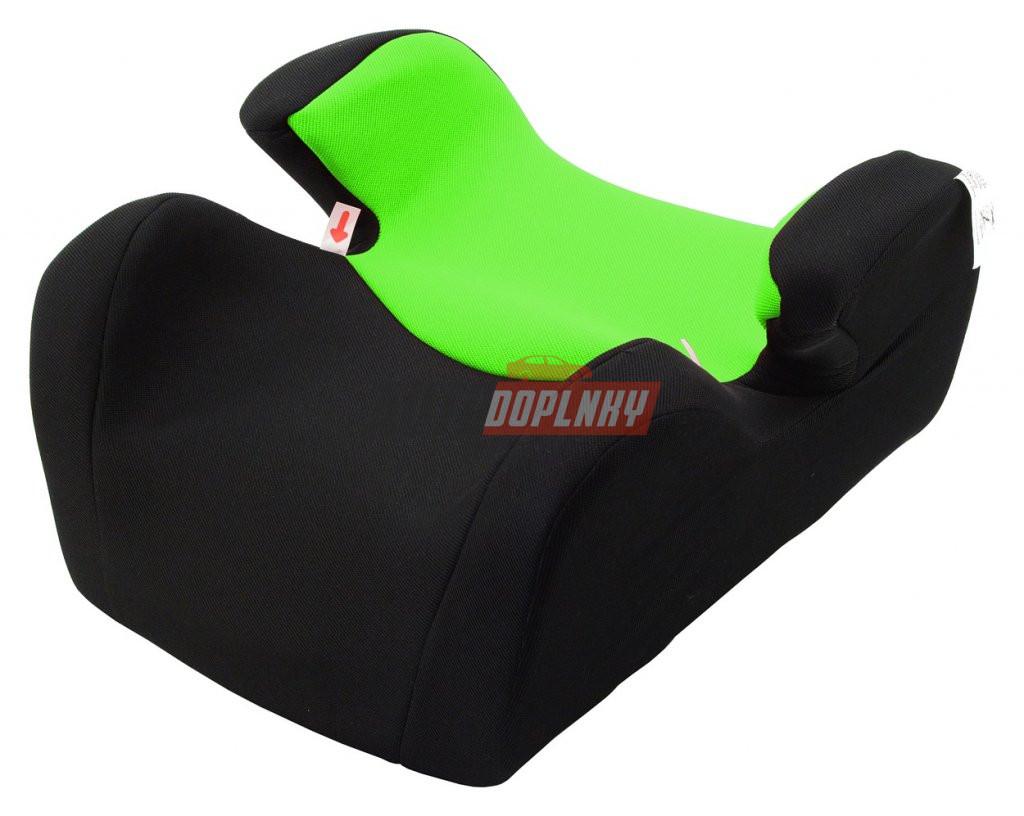 9506b020f Podsedák do auta APOLLO 15-36 kg zelená | Autodoplňky - prodej