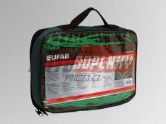 Síť pro přepravu zavazadel 150 x 220 cm, 1ks v průhledné tašce