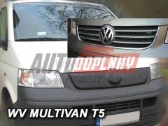 Zimní clona VW Multivan T5 r.v.2003-2010