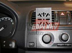GSM konzole do vent. pro Škoda Fabia II 07-, Roomster 07-