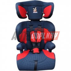 Autosedačka 9-36kg, červeno-modrá ANGUGU