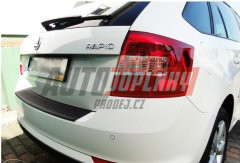 Nášlap kufru Škoda Rapid sedan / spaceback r.v. 2012-