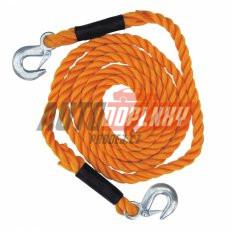 Tažné lano s háky 5000kg