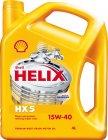 Shell Helix HX5 15W-40 - 4 litry