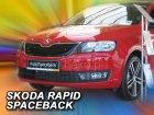 Zimní clona Škoda Rapid/spaceback 5D r.v.2012->
