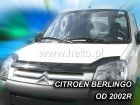 Lišta kapoty CITROEN Berlingo r.v. 2002-2008