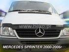 Lišta kapoty MERCEDES Sprinter r.v. 2000-2006