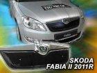 Zimní clona Škoda Fabia II 5d r.v.7/2010-> (horní)